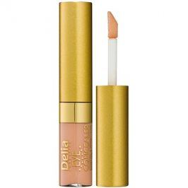 Delia Cosmetics Eye Concealer tekutý korektor odstín 04 Peach 4 ml