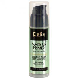 Delia Cosmetics Free Skin podkladová báze proti zarudnutí (Green) 35 ml