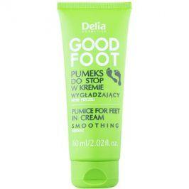Delia Cosmetics Good Foot pemza na nohy v krému  60 ml