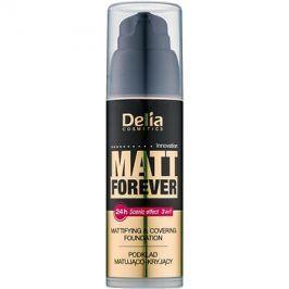 Delia Cosmetics Matt Forever lehký make-up odstín 44 35 ml