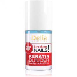 Delia Cosmetics STOP broken nails! keratinová péče pro výživu oslabených nehtů  11 ml