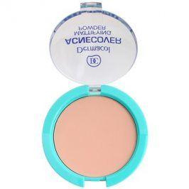 Dermacol Acnecover kompaktní pudr pro problematickou pleť, akné odstín Shell  11 g