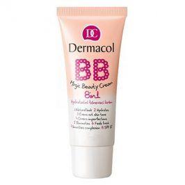 Dermacol BB Magic Beauty tónovací hydratační krém 8 v 1 Sand  30 ml