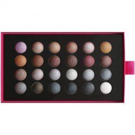 Dermacol Color Sensation BonBon paleta očních stínů odstín č.VII 24 x 0,5 g