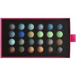 Dermacol Color Sensation BonBon paleta očních stínů odstín č.II 24 x 0,5 g