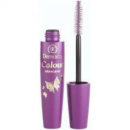 Dermacol Colour Mascara řasenka pro extra objem odstín No.4 Violet 10 ml
