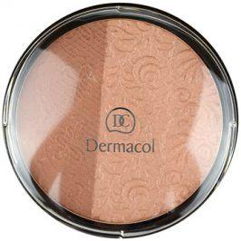 Dermacol Duo Blusher tvářenka odstín 04 8,5 g