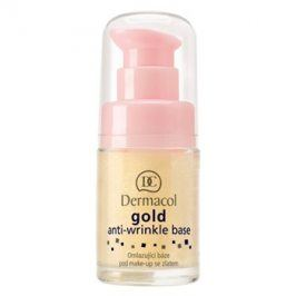 Dermacol Gold podkladová báze proti vráskám  15 ml