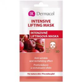 Dermacol Intensive Lifting Mask textilní 3D liftingová maska  15 ml