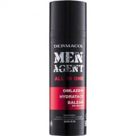 Dermacol Men Agent All in One omlazující gel po holení  50 ml