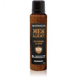 Dermacol Men Agent Extreme Clean deodorant ve spreji  150 ml