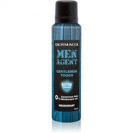 Dermacol Men Agent Gentleman Touch deodorant ve spreji  150 ml