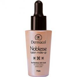 Dermacol Noblesse zdokonalující tekutý make-up odstín č.01 Pale 25 ml