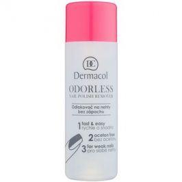 Dermacol Odourless odlakovač na nehty bez zápachu  120 ml