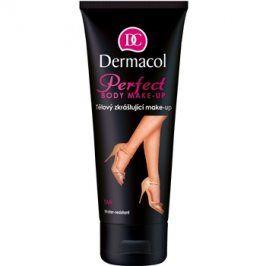 Dermacol Perfect voděodolný tělový zkrášlující make-up odstín Tan 100 ml