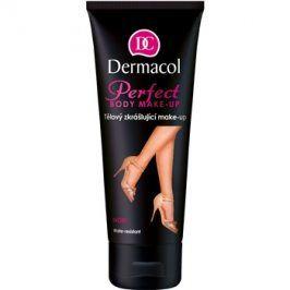 Dermacol Perfect voděodolný tělový zkrášlující make-up odstín Ivory 1000 ml