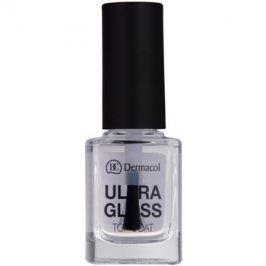 Dermacol Ultra Gloss vrchní lak na nehty  11 ml