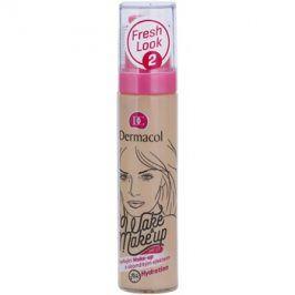 Dermacol Wake & Make-Up rozjasňující make-up s okamžitým účinkem odstín 2 (SPF 15) 30 ml