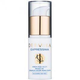 Dermika Expressima oční krém proti mimickým vráskám  15 ml