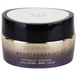 Dermika Mesotherapist obnovující noční krém pro zralou pleť  50 ml