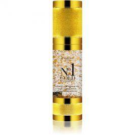 Di Angelo Cosmetics No1 Gold hyaluronové sérum pro okamžité rozjasnění a omlazení pleti  30 ml