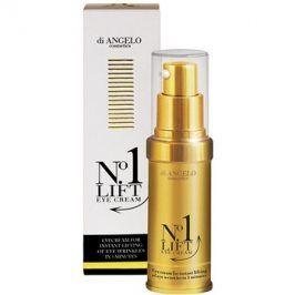 Di Angelo Cosmetics No1 Lift oční krém pro okamžité vyhlazení vrásek  15 ml