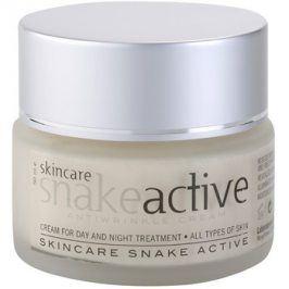 Diet Esthetic SnakeActive denní i noční protivráskový krém shadím jedem  50 ml