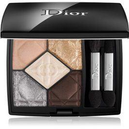 Dior 5 Couleurs paleta očních stínů 5 barev odstín 567 Adore 7 g
