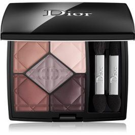Dior 5 Couleurs paleta očních stínů 5 barev odstín 757 Dream 7 g