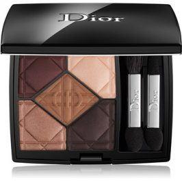 Dior 5 Couleurs paleta očních stínů 5 barev odstín 797 Feel 7 g