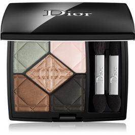 Dior 5 Couleurs paleta očních stínů 5 barev odstín 457 Fascinate 7 g