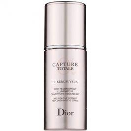 Dior Capture Totale rozjasňující protivráskové sérum na oči  15 ml