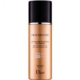 Dior Dior Bronze rozjasňující ochranný olej na opalování SPF30  125 ml