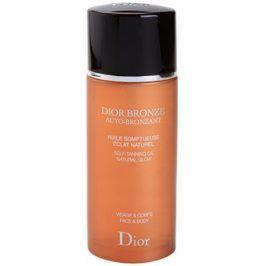 Dior Dior Bronze Auto-Bronzant samoopalovací olej na obličej a tělo  100 ml