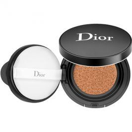 Dior Diorskin Forever Perfect Cushion matující make-up v houbičce SPF 35 odstín 040 Honey Beige 15 g