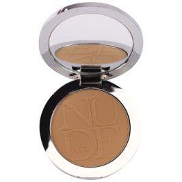 Dior Diorskin Nude Air Powder kompaktní pudr se štětečkem odstín 030 Beige Moyen/Medium Beige 10 g