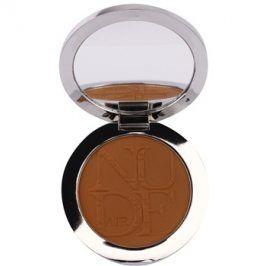 Dior Diorskin Nude Air Tan Powder bronzující pudr se štětečkem odstín 003 Cannelle/Cinnamon 10 g