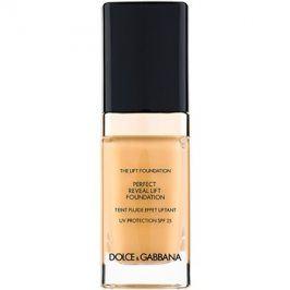 Dolce & Gabbana The Foundation The Lift Foundation make-up s liftingovým účinkem SPF 25 odstín Caramel 110 30 ml