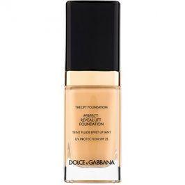 Dolce & Gabbana The Foundation The Lift Foundation make-up s liftingovým účinkem SPF 25 odstín Beige 78 30 ml