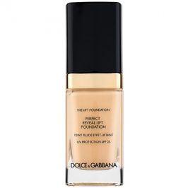 Dolce & Gabbana The Foundation The Lift Foundation make-up s liftingovým účinkem SPF 25 odstín Classic 60 30 ml
