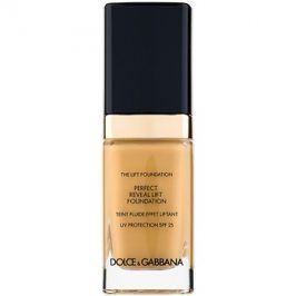 Dolce & Gabbana The Foundation The Lift Foundation make-up s liftingovým účinkem SPF 25 odstín Natural Beige 120 30 ml