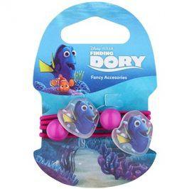Dory Fancy Accessories barevné gumičky do vlasů od 3 let  4 ks