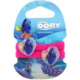 Dory Fancy Accessories bavlněné gumičky do vlasů od 3 let  2 ks