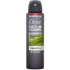 Dove Men+Care Elements deodorant antiperspirant ve spreji 48h Minerals + Sage 150 ml