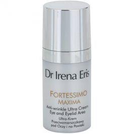 Dr Irena Eris Fortessimo Maxima 55+ krém proti vráskám na oční okolí (For Eye and Eyelid Area) 15 ml