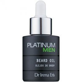 Dr Irena Eris Platinum Men Beard Maniac olej na vousy  30 ml
