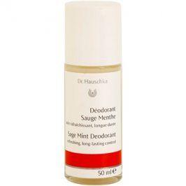 Dr. Hauschka Body Care deodorant se šalvějí a mátou  50 ml