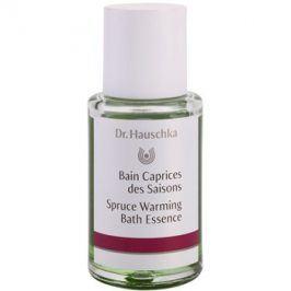 Dr. Hauschka Shower And Bath hřejivá koupelová esence  30 ml