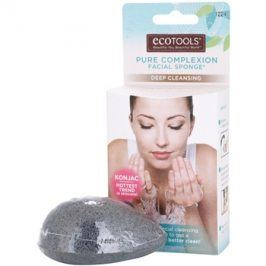EcoTools Pure Complexion konjaková houbička pro hloubkové čištění pleti 1224