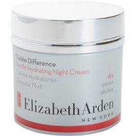 Elizabeth Arden Visible Difference noční hydratační krém pro suchou pleť  50 ml